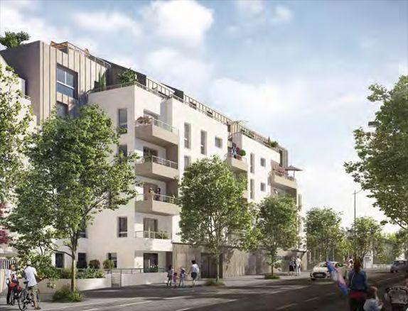 programmes neufs  à Nantes (44000-44100-44200-44300-44900)
