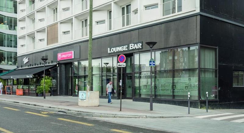 PARIS 13E APPART CITY